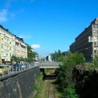 Train tracks, Хельсинки