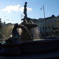 Contraluz en Helsinsky, Хельсинки