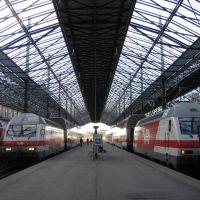 Helsingfors | Helsingin rautatieasema - Mainstation - Train Tracks, Хельсинки