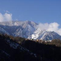 Malaussène sous la neige, Антибе