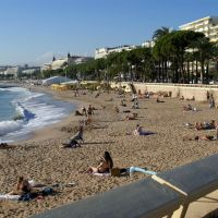 Cannes - Square du 8 Mai 1945 - View NW, Канны