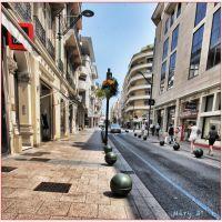 Cannes: rue dAntibes, Канны
