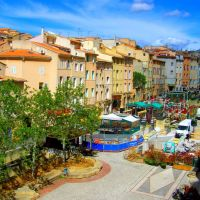 Place des Cardeurs - Aix en Provence, А-ен-Провенс