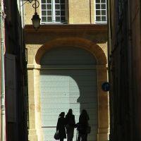 Aix, city centre, А-ен-Провенс
