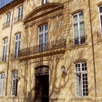 Aix-en-Provence, Hôtel de Caumont, А-ен-Провенс