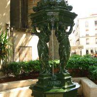 Aix en Provence, fontana, А-ен-Провенс