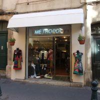 Aix-en-Provence, Boutique METROPOL (rs), А-ен-Провенс