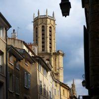 St. Sauveur Cathedral@Aix-en-Provence_02 May 2006, А-ен-Провенс