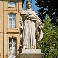Le roi René, comte de Provence, А-ен-Провенс