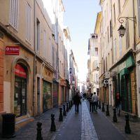 Rue Paul Bert, А-ен-Провенс