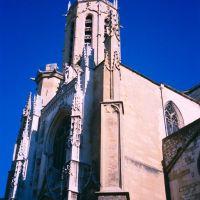 Cathedral, Aix-en-Provence, А-ен-Провенс