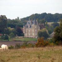 chateau de la touratte, Виллежюи