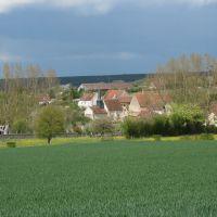 Bouzais: le bourg, Винсенне