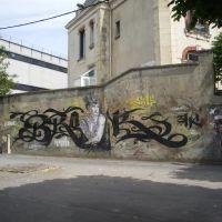 Graffiti 15, Витри