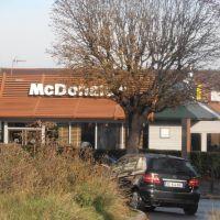 McDonalds Choisy-le-Roi le 21/10/13., Витри