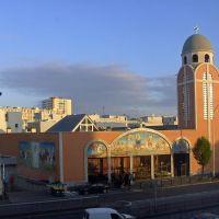 Eglise grecque, Villejuif, Иври