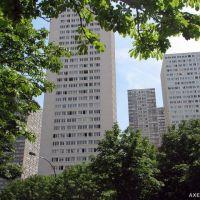 13e arrondissement, Иври