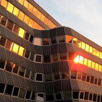 Limmeuble du soleil levant, Иври