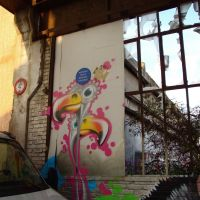 Dodos psychédéliques sur leur parking privé, Иври