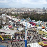Paris La foire du Trône 2008, Иври