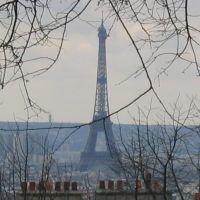 sul -  Torre Eiffel - Paris, Иври