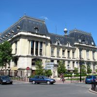 Mairie (2009-06), Сен-Мар-дес-Фоссе