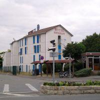 Hotel au port de Saint Maur des Fossés, Сен-Мар-дес-Фоссе