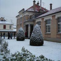 ST-MAUR - Ecole Maternelle de la Pie sous la neige, Сен-Мар-дес-Фоссе