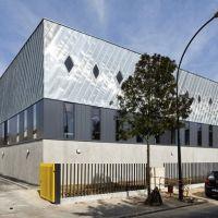 Centre de Formations des Apprentis  -  Air architectures (Cyrille Hanappe & Olivier Leclercq), Сен-Мар-дес-Фоссе