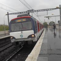 MS 61 à Saint-Maur - Créteil, Сен-Мар-дес-Фоссе