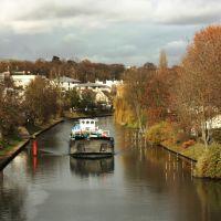 La Marne à Joinville-le-Pont, Сен-Мар-дес-Фоссе