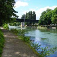 ST-MAUR DES FOSSES - Pont ferroviaire sur la Marne, Сен-Мар-дес-Фоссе