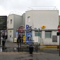 Joinville-le-Pont - Bureau de Poste, Сен-Мар-дес-Фоссе