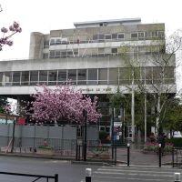 Joinville-le-Pont - Hôtel-de-Ville, Сен-Мар-дес-Фоссе