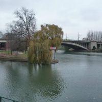 Joinville le Pont - le pont, Сен-Мар-дес-Фоссе