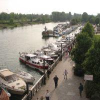 Nogent-sur-Marne, El puerto, Фонтеней-су-Буа