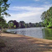 Bois De Vincennes - Lac Des Minimes, Фонтеней-су-Буа