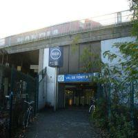 La Gare de Val de Fontenay, sortie ZAC, Фонтеней-су-Буа