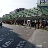 Gare de Bus R.A.T.P à Val de Fontenay., Фонтеней-су-Буа