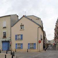 Carrefour Rue Mot et Rue Notre-Dame, Фонтеней-су-Буа
