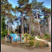 Cest une maison bleue ..., Фонтеней-су-Буа