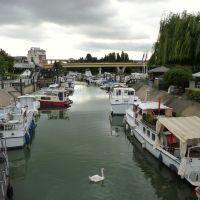 Le Port de plaisance de Nogent/Marne., Фонтеней-су-Буа