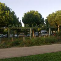 Parc de la naval, Ла-Сен-сюр-Мер