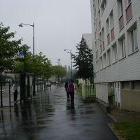 Rue dAlsace, Ренн