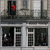 Rennes, ville rouge, Ренн