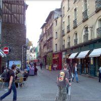 Architecture bretonne, Ренн
