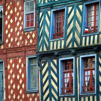 Casas em Rennes, Ренн