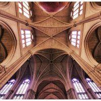 Rennes: église Saint Aubin, Ренн