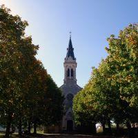 Eglise de Magneux Haute Rive .Loire 42, Руанн