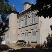 chateau de mizerieux, Руанн